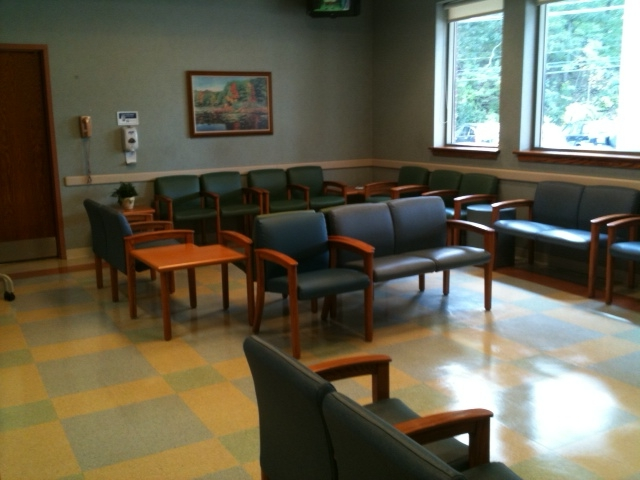 No waiting room in the ER? Kent Hospital says it\'s possible | The ...